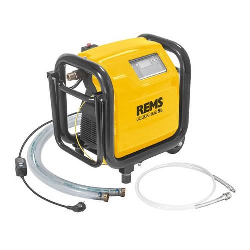 REMS Multi-Push Pompa electronica/compresor verificare presiune instalatii sanitare/termice