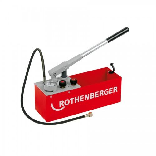 RP 50 S Pompa de testare presiune manuala Rothenberger