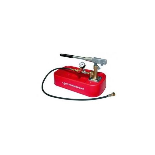 RP 30 Pompa de testare/umplere presiune manuala pt instalatii Rothenberger