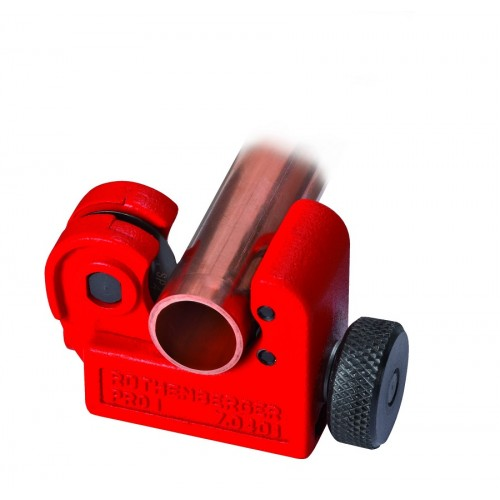 70401 MINICUT I PRO Dispozitiv/scula taiat țevi cupru, instalatii 3 - 16mm, Rothenberger