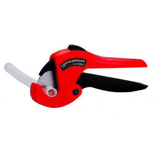52005 ROCUT® TC 26 Foarfeca/scula taiat tevi plastic, instalatii Ø0 - 26mm,Rothenberger