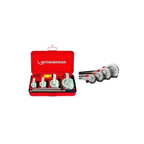 24500 Dispozitiv/scula ROBEND® H+W Plus indoit tevi,12-15-18-22 mm, Rothenberger