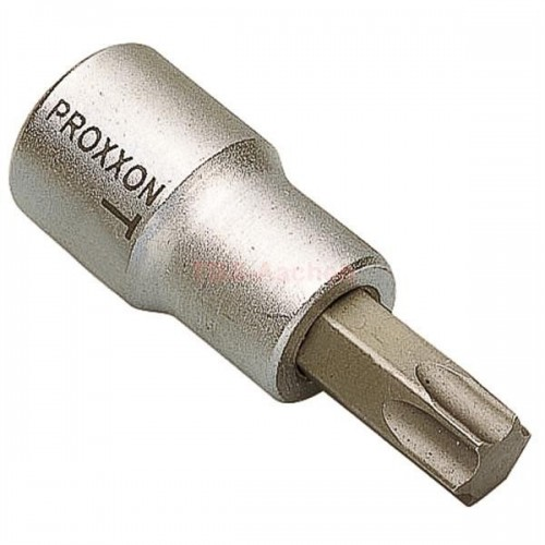 "Proxxon 23583- Cheie TORX (TX) 10 cu patrat de antrenare de 3/8"""
