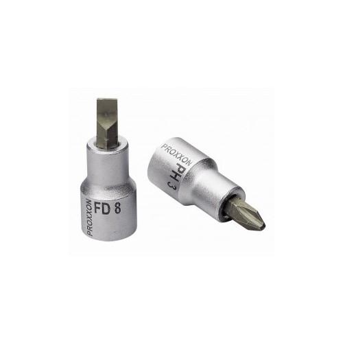 "Proxxon 23462 - Cheie tubularea varf surubelnita drept 8mm 1/2"""