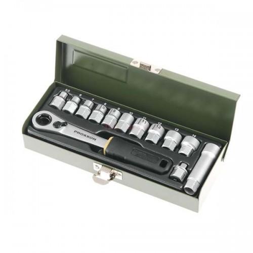 Proxxon 23602 - Trusa tubulare speciale, 13 piese, 5.5-14mm