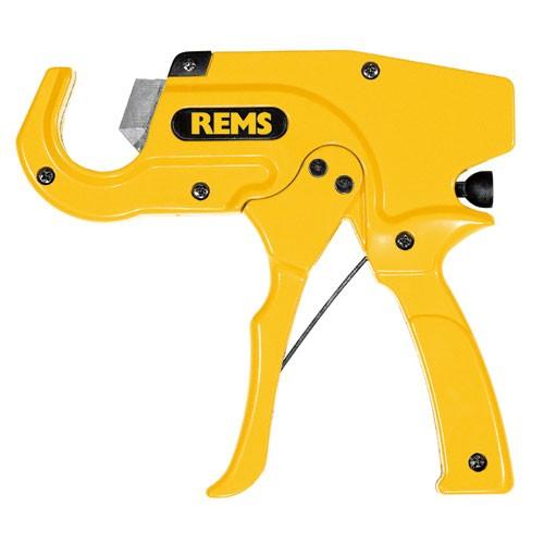291220 REMS ROS P 35 A , foarfeca manual pentru tevi plastic, capacitate maxima 35 mm