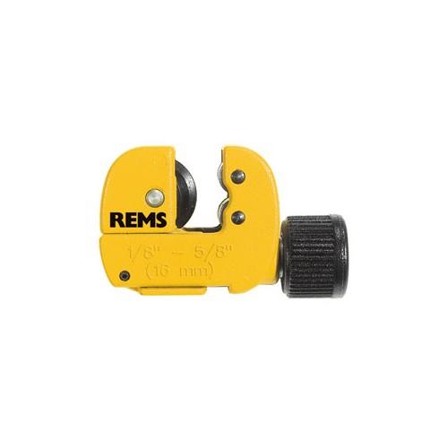 113200 REMS RAS cu INOX 3-16 , taietor tevi otel cupru , capacitate maxima 16 mm