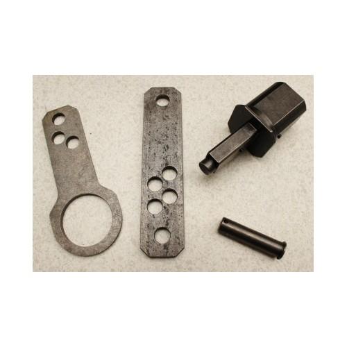 REMS Bloc adaptor 10-40, suport 10-40 pentru Curvo 50 masina electrica indoire tevi