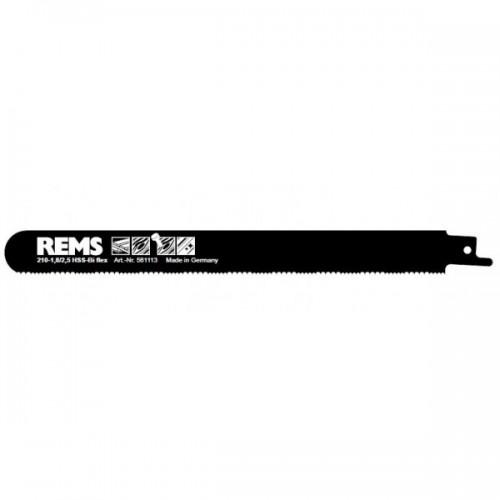 Panze de fierastrau REMS pentru metale