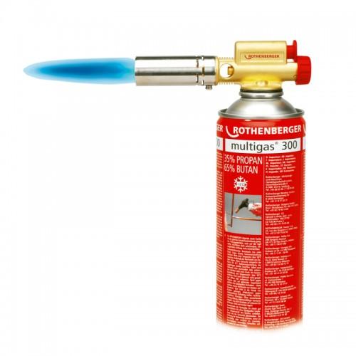 Arzator EASY FIRE cu butelie multigas, Rothenberger