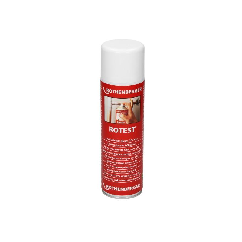 Spray detectare scurgeri gaze ROTEST, Rothenberger, 65000