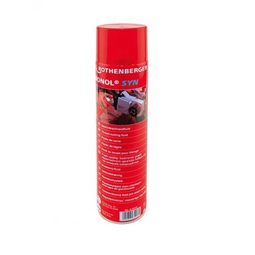 Ulei de filetat sintetic spray RONOL SYN - 600ml, Rothenberger, 65013
