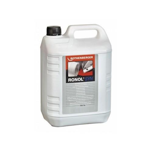 Ulei de filetat spray RONOL sintetic - bidon 5l, Rothenberger, 65015