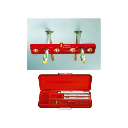 Nivela montat baterii Rocheck Set, Rothenberger, 70667
