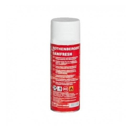 Spray antiseptic si odorizant SANIFRESH - 1buc, Rothenberger, 85800-1