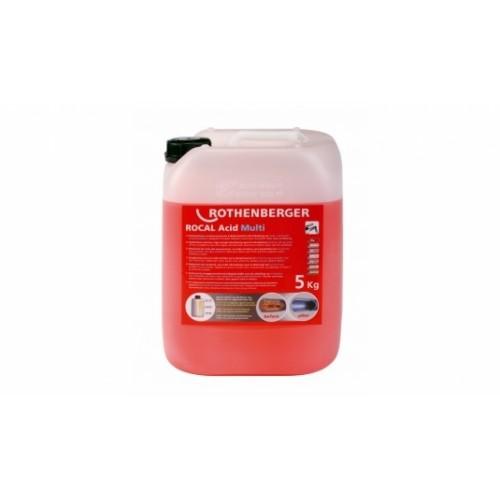 Rocal acid multi 5 Kg, Rothenberger, 1500000115