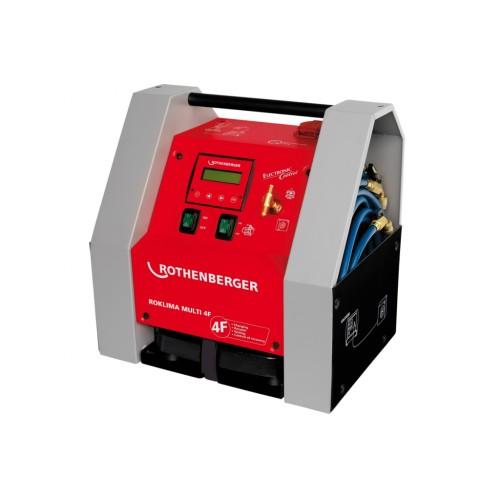 Unitate automata pentru montaje si intretinere Roklima Multi 4 F Rothenberger, 1000000138