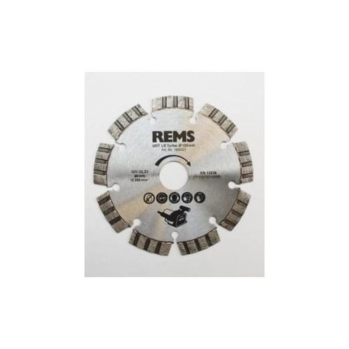 Freză diamantată universală REMS LS-Turbo Ø 180 mm, 185026