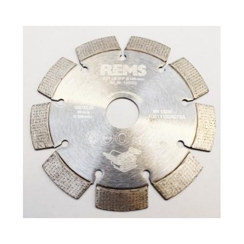 Freză diamantată universală REMS LS H-P Ø 125 mm, 185022