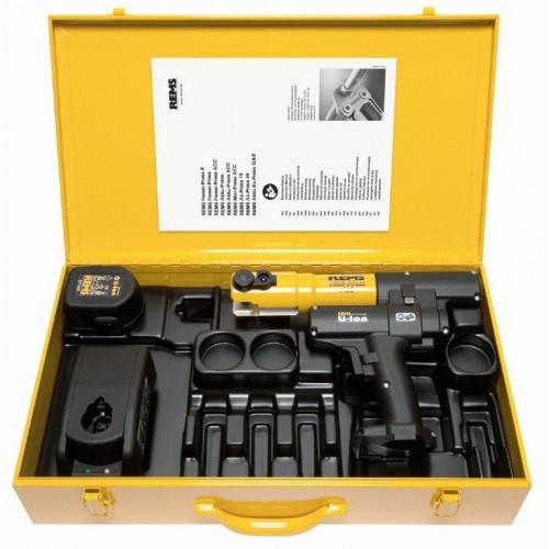 Presa radiala cu acumulator, REMS Mini-Press ACC Basic-Pack, 578X04