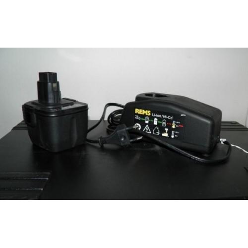 Incarcator Li-Ion/Ni-Cd 230 V pentru REMS Mini-Press si Akku, 571560