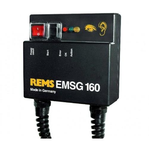 Aparat de sudura cu mufa electrica REMS EMSG 160