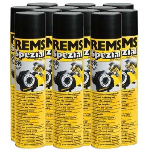 Ulei de filetat mineral REMS Spezial - spray 600ml, 140105