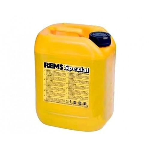 Ulei de filetat mineral REMS Spezial - bidon 5l, 140100