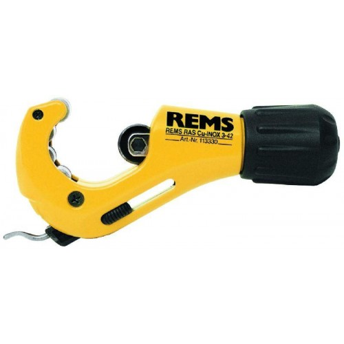 113320 REMS RAS cu 3-42 , taietor tevi de inalta rezistenta din cupru , cap max 42 mm